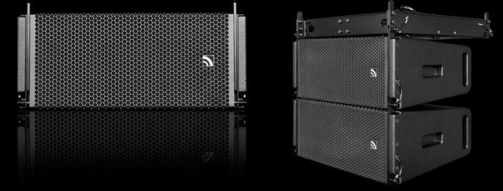 ProAudio Technology Vertical Array VT16