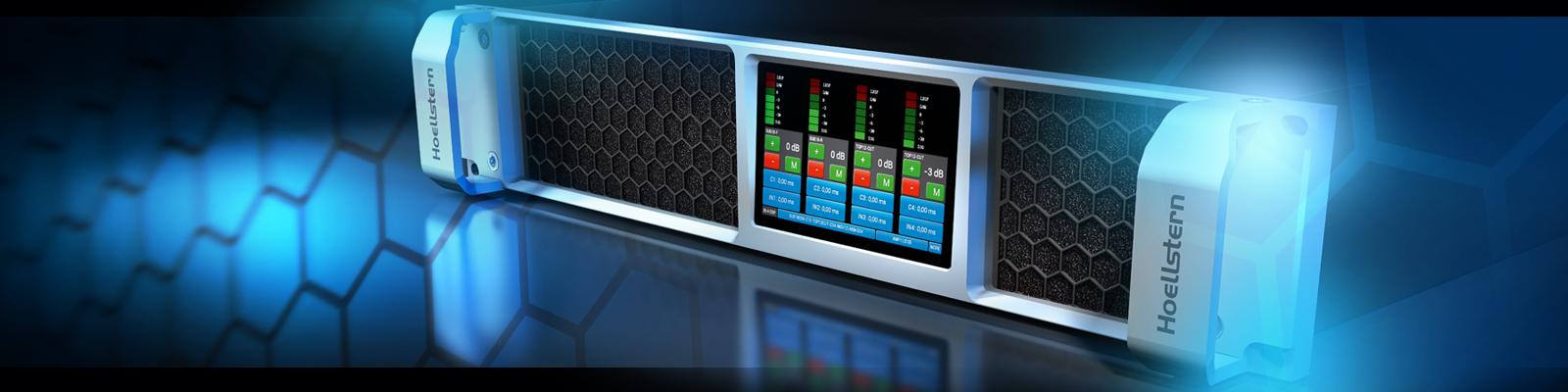 Vermarktung von Audio Equipment