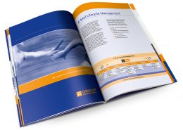 Katalog für IT-Branche