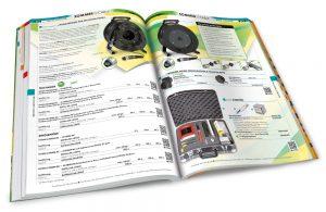 komplexes Katalogprojekt für die Audiobranche