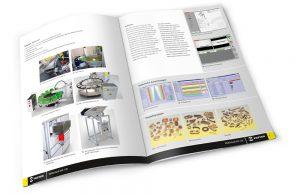 Broschüre Prüf- und Sortierautomat