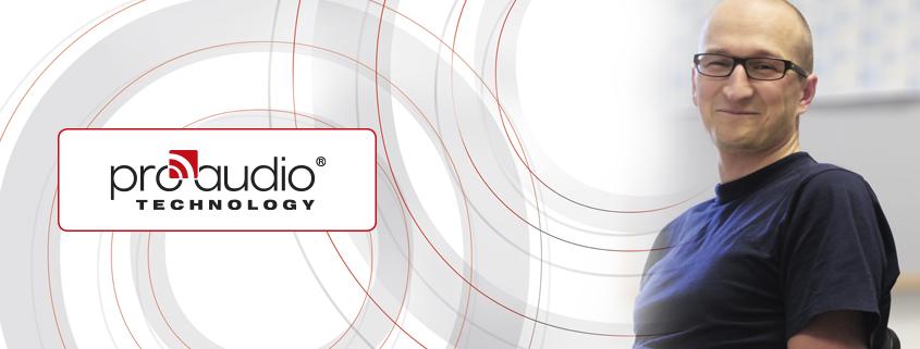ProAudio Technology auf Wachstumskurs unter neuer Geschäftsführung