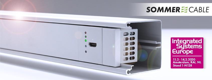 Sommer cable präsentiert: Mini HDBaseT™-Sender