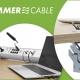 SYSPORT – der flexible Tischkanal für Ordnung am Arbeitsplatz